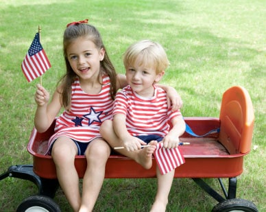 fourth-of-july-children