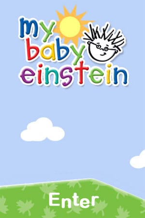 A great iphone app for babies and toddlers 5 minutes for mom my baby einstein iphone app forumfinder Image collections
