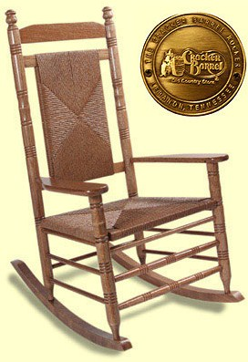 Neonlimesugdom Cracker Barrel Rocking Chairs Military