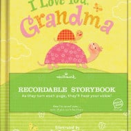 Another Chance to Win a Hallmark Recordable Storybook…