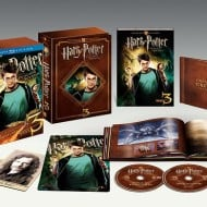 Harry Potter Ultimate Edition DVD and Blu-Ray player