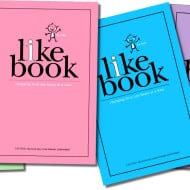 Show your kids what you love about them with the i Like journal