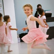 One Little Ballerina…