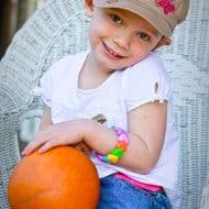 Wordless Wednesday — Little Pumpkin