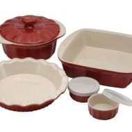 Oneida Bakeware for Your Holiday Cooking
