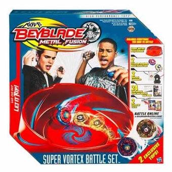 Beyblade Metal Fusion: Super Vortex Battle Set Giveaway ? 5 Minutes