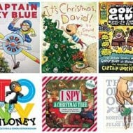 Holiday Scholastic Book Set – Giveaway
