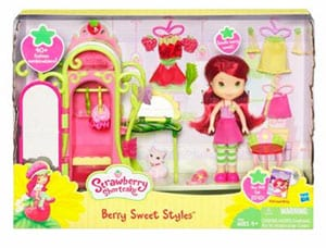 Strawberry Shortcake Berry Sweet Styles