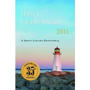 Daily Guideposts 2011 — Giveaway