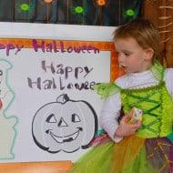 Halloween Link Up, 2010
