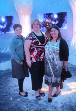 Narnia Ice Palace Event