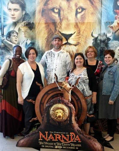 Narnia Blogger Group