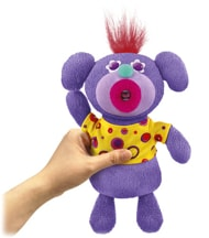 The Sing-a-ma-jigs! purple