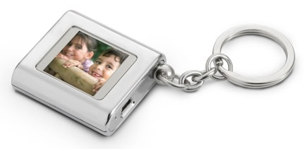 Things Remembered Digital Photo Key Chain