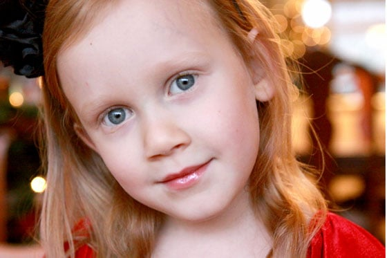 Julia - 5 years old