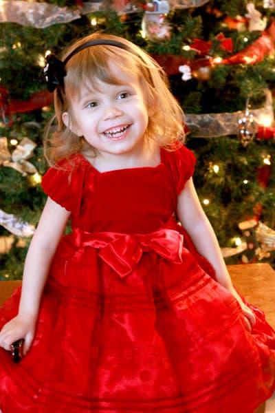 Sophia - 3 years old