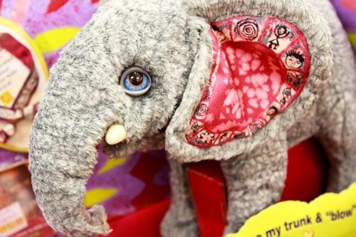 Fur Real's Zambi the Baby Elephant $19.99 at Marshalls