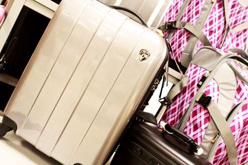 Heys Suitcase $89.99 at T.J. Maxx and Marshalls