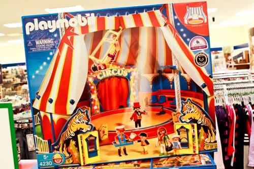Playmobil Circus $49.99 at Marshalls
