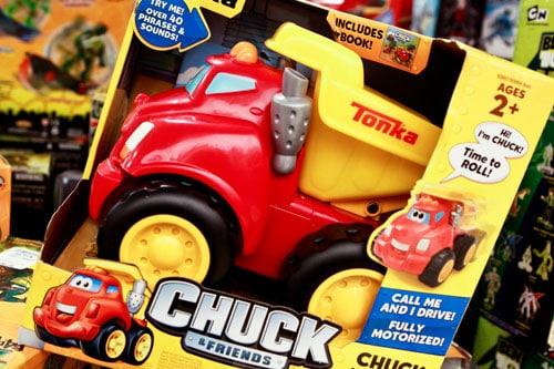 Tonka Chuck $24.99 at T.J. Maxx