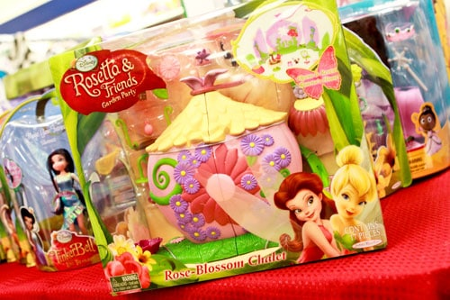 Disney Rosetta & Friends and Assorted Tinkerbell Dolls and Accessories at Marshalls