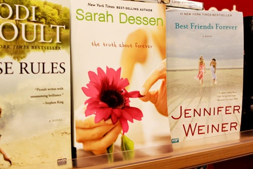 Assorted New York Time Bestsellers $5.99-$9.99 at T.J. Maxx and Marshalls