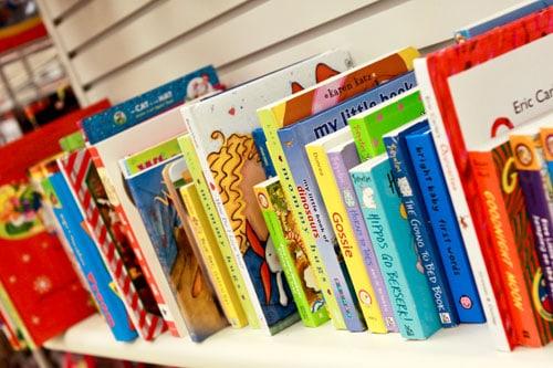 Assorted Children's Books at Marshalls