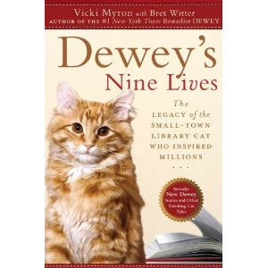 Dewey's Nine Lives, Review and Giveaway