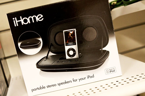 iHome Portable Speakers for iPod $49.99 at Marshalls
