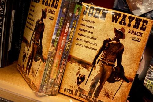 John Wayne 3 Pack at T.J. Maxx and Marshalls
