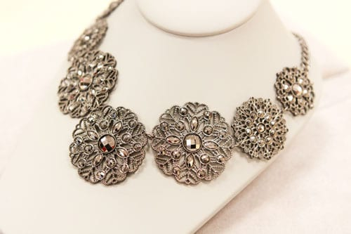 Lucy & Laurel Necklace at T.J. Maxx