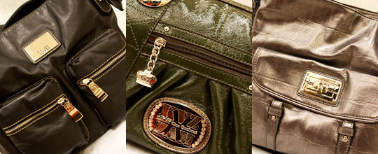 Handbags at Marshalls