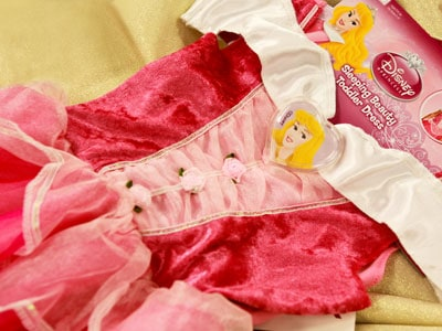 Disney Sleeping Beauty Toddler Dress $14.99 at T.J. Maxx