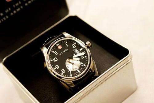 Wenger Swiss Men's Watch $99.99 at T.J. Maxx
