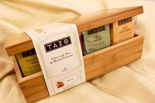 Tazo Tea Chest $29.99 at T.J. Maxx and Marshalls