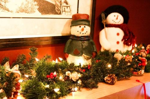Tackle it Tuesday - Christmas Decorations
