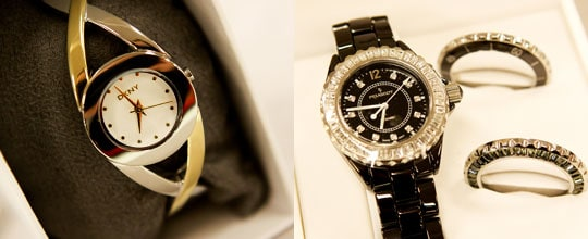DKNY and Peugeot Watches - at T.J. Maxx
