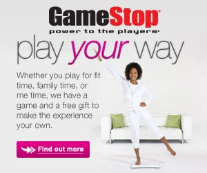 Play Your Way – GameStop Twitter Party Filled With Fun!