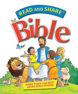 Read and Share Bible, with Giveaway