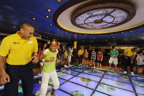 Disney's Oceaneer Lab – Magic PlayFloor