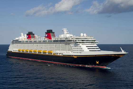 The Disney Dream -- Disney Cruise Line