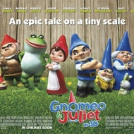 Gnomeo & Juliet — You Can Bring The Kids To This One!
