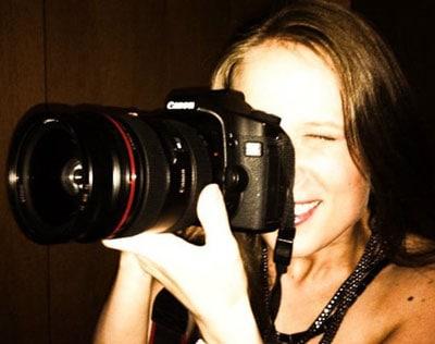 Canon 50D w 24-70mm L series Lens