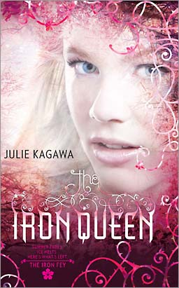 The Iron Queen, review and Ipod giveaway