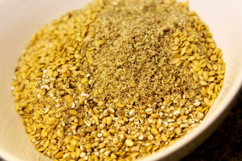 Red River Cereal, Golden Flax Seeds, Ground Flaxseed Meal