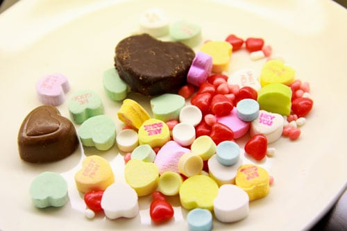 Valentine Candies and Chocolates
