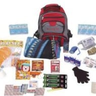 Help Japan and Be Prepared with Ready Set Go Emergency Kits