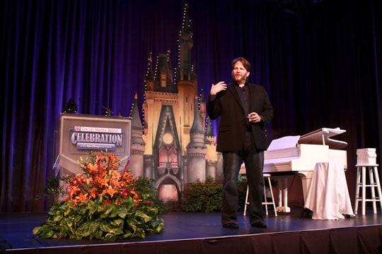 Chris Brogan at Disney Social Media Moms conference