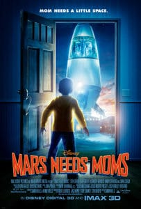 Mars Needs Moms IMAX Giveaway