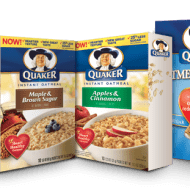 Let Quaker Build Your Breakfast